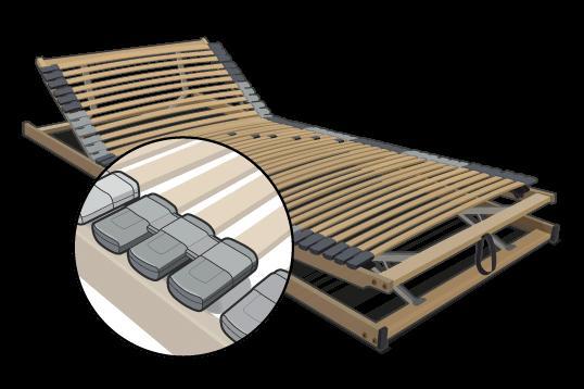 bodyguard base 42 lattenrost. Black Bedroom Furniture Sets. Home Design Ideas