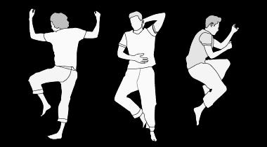 Entlastet optimal in Rücken-, Seiten- und Bauchlage